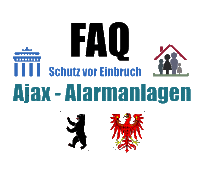 FAQ - Ajax-Alarmanlagen